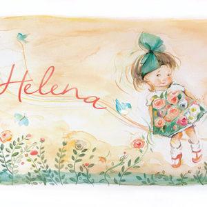 Aquarela Helena